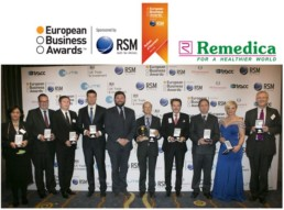 Remedica News - European Business Award