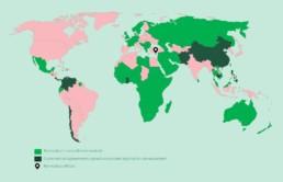 Remedica Pharmaceuticals - Worldwide Presence