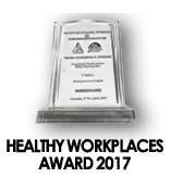 Remedica Healthy Workplaces Award 2017